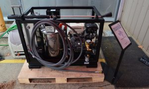 Volcano 3000 Industrial Pressure Cleaner