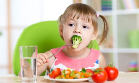 child-eating-vegetables