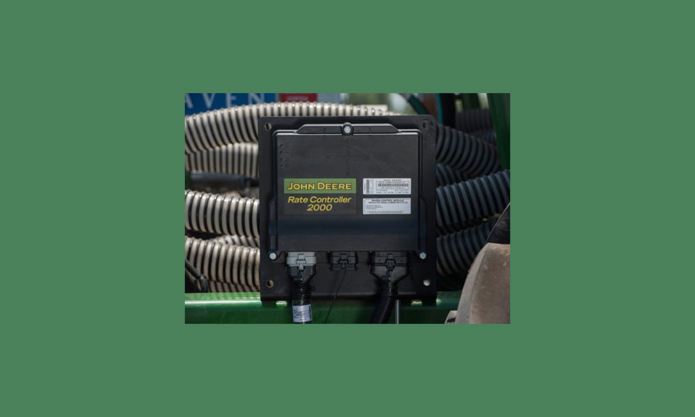 John Deere Introduces Rate Controller 2000 For 2017