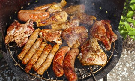 meat-on-grill