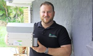 Steve Maginnity - Australian Native Bee Company