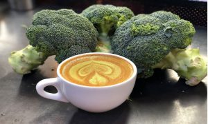 broccoli latte
