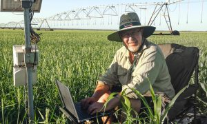Pastoral Irrigation Potential - Chris Ham