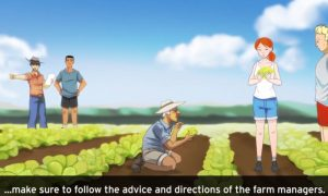 Biosecurity for farm workers