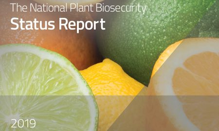 The National Plant Biosecurity Status Report for 2019