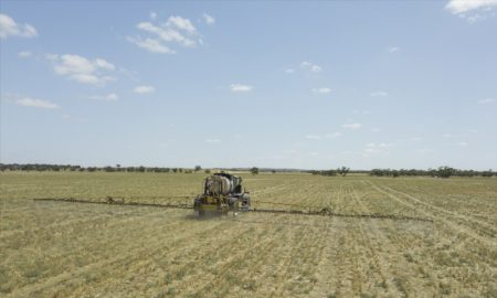 farming machinery boom