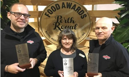 smallgoods award leading agriculture