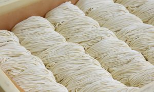 Australian wheat for premium Chinese noodles