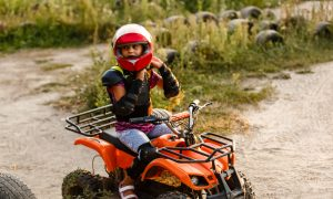 quad bike child safety